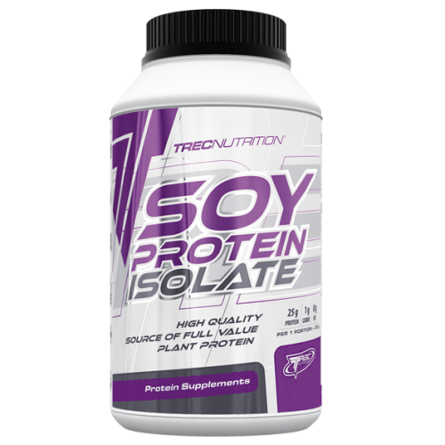 SOY PROTEIN ISOLATE 650g_net